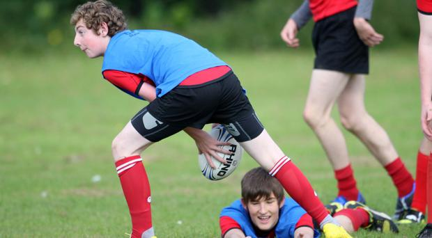 Nearly half of youngsters questioned said parents' bad behaviour had discouraged them from taking part in sport