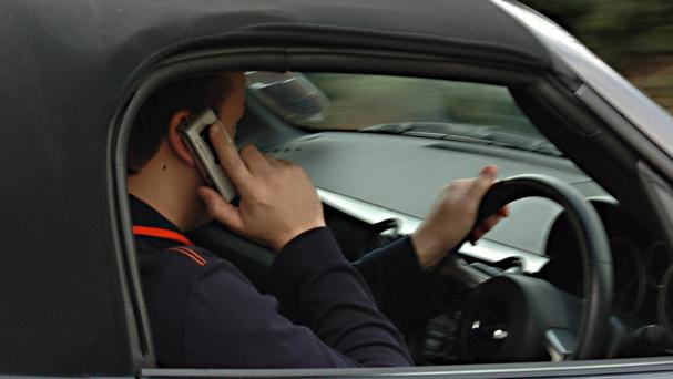 Last year 72,753 fixed penalty notices were handed to drivers down from 95,941 in 2013