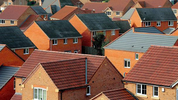 Mortgage lending hit a seven-year high last month
