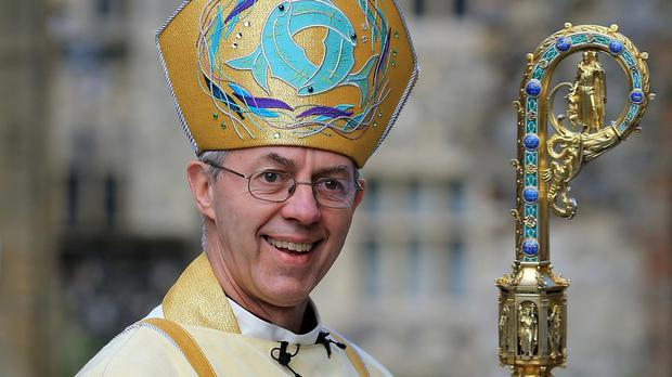 The Archbishop of Canterbury Justin Welby has called for more support for Christians facing persecution