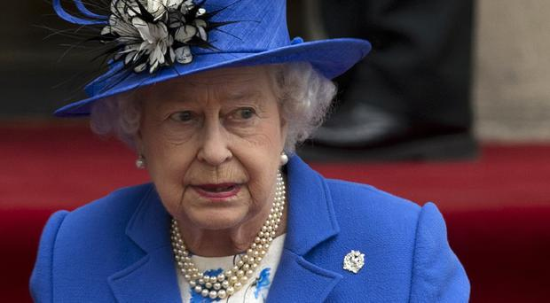 The Queen marked the bravery of Canadian service people in the First World War