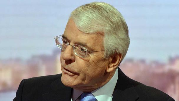 Former Prime Minister Sir John Major says a Labour government will have a