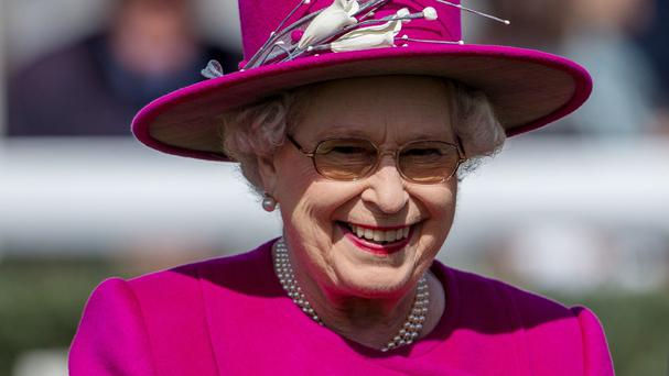 The Queen is celebrating her 89th birthday at Windsor Castle