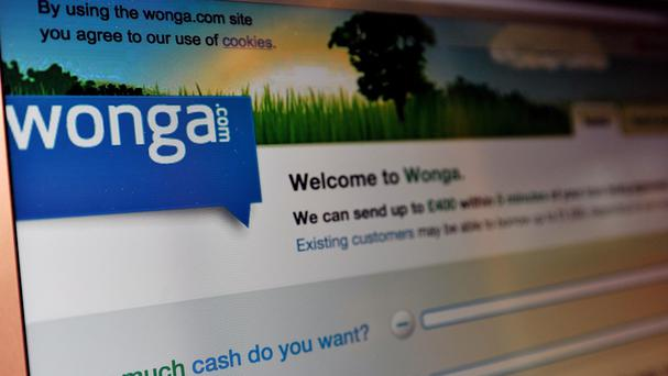 Wonga revenues slumped by almost £100 million last year