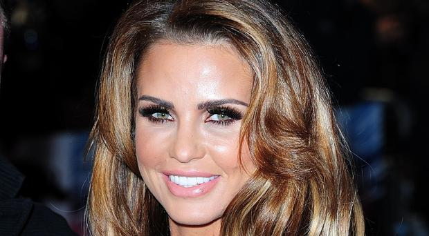 Katie Price is battling former husband Peter Andre over privacy issues