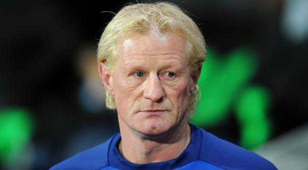 Former Scotland football captain Colin Hendry