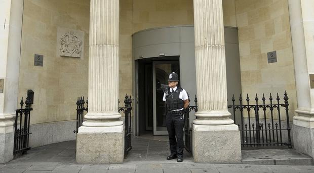 The two men were found guilty at Bristol Crown Court