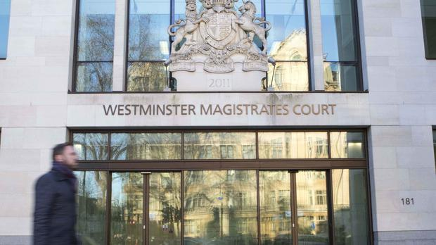 The schoolboy will appear at Westminster Magistrates' Court tomorrow