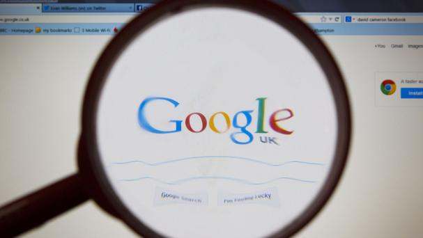 Google has seen revenues climb strongly compared to the same period last year