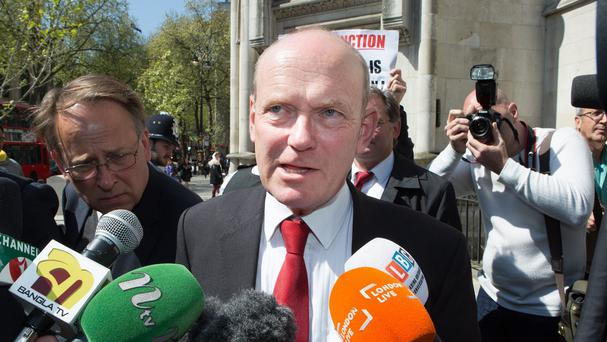 John Biggs has been chosen by Labour to fight the Tower Hamlets mayoral election re-run