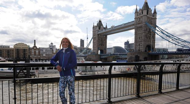 The race will be Paula Radcliffe's final competitive marathon