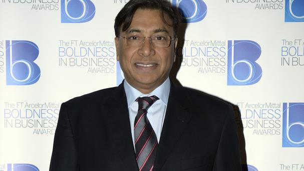 Steel magnate Lakshmi Mittal and his family are worth an estimated £9.20 billion