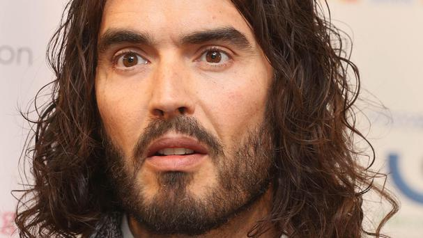 Russell Brand interviewed Labour leader Ed Miliband at the comedian's home