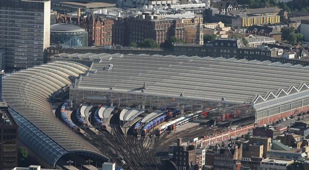 Rail bosses sometimes take domestic flights because it is cheaper than train travel