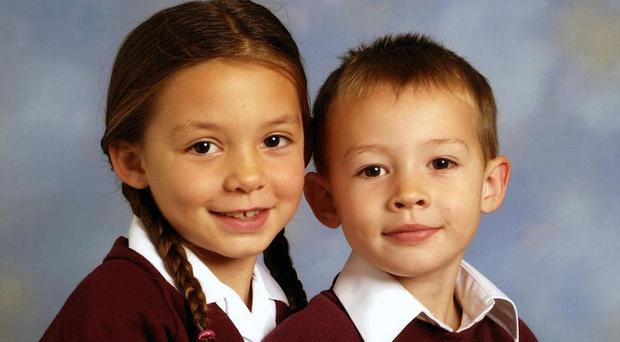 Christi Shepherd and her brother Bobby died after a faulty boiler leaked gas into their bungalow in Corfu in October 2006 (West Yorkshire Police/PA)