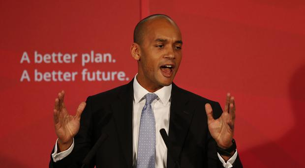 Shadow business secretary Chuka Umunna has attacked the Tories over the trade unions