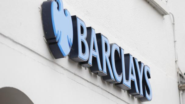Barclays posted a 9% increase in pre-tax profits to £1.85 billion for the first quarter of the year
