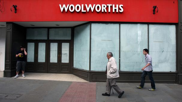 Only staff at larger branches of Woolworths qualified for compensation