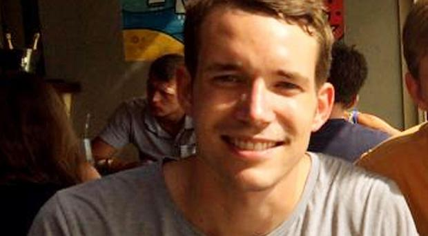 David Miller, 24, from Jersey, who was found murdered alongside Hannah Witheridge on a beach on the Thai island of Koh Tao