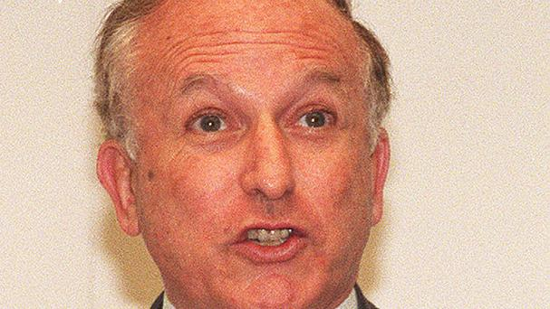 Lord Janner is struggling with dementia