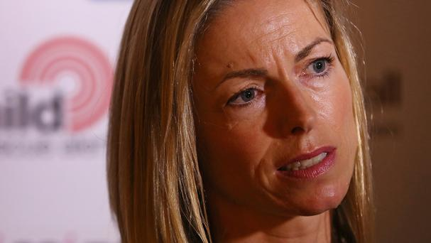 Kate McCann is to undertake a cycle challenge to raise money for the Missing People charity (Gareth Fuller/PA Wire)