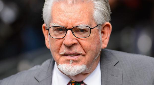 Rolf Harris was interviewed by Operation Yewtree detectives