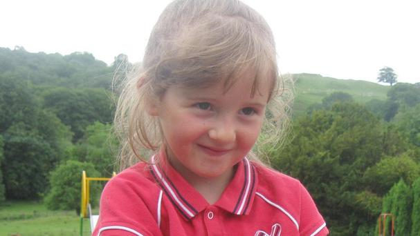 April Jones was murdered by slaughterhouse worker Mark Bridger in October 2012 (PA/Dyfed-Powys Police)