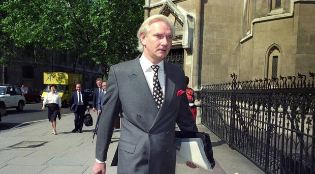 Harvey Proctor - pictured in 1991 - said police have still not interviewed him
