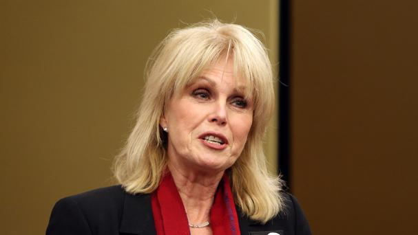 Joanna Lumley said she is