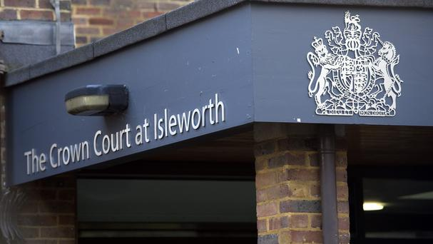 Robert Lashley was sentenced to life imprisonment at Isleworth Crown Court