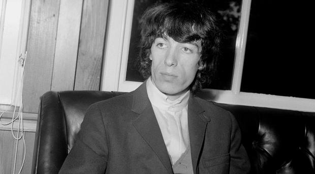 Bill Wyman in his Rolling Stones heyday