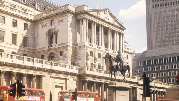 The Bank of England has warned that the UK's swollen current account deficit could see markets turning against the country