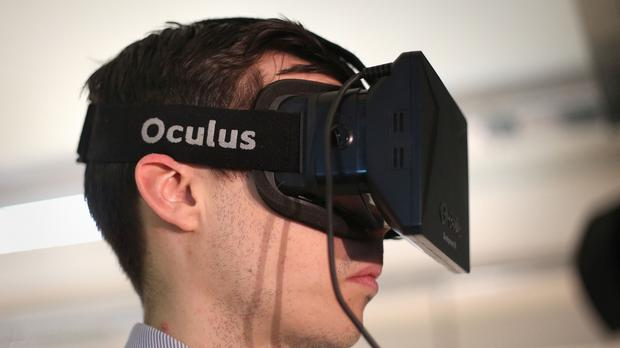 573f274dbc0 The Oculus Rift virtual reality headset is to go on general sale early next  year