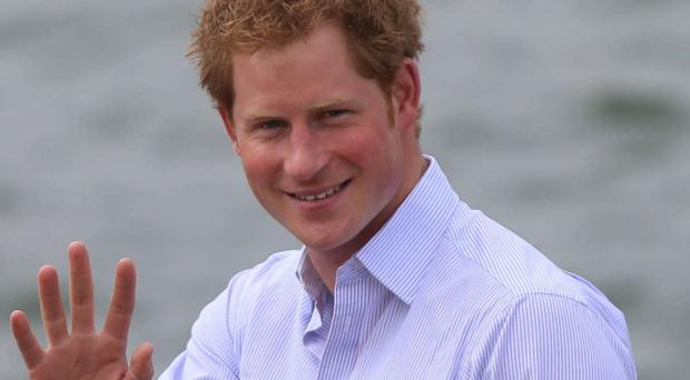Prince Harry will go on a walkabout at Sydney Opera House before leaving Australia