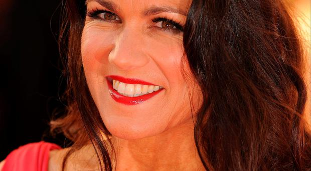Breakfast host: Susanna Reid