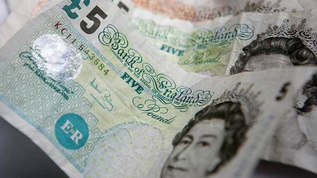 The woman withdrew more than £200,000 in cash, the court heard