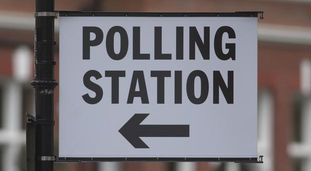 There is no clear winner in sight as voters head for polling stations