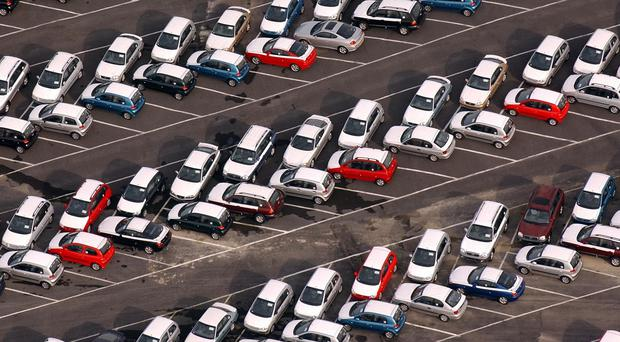 There were 185,778 new cars registered in April - a 5.1% rise on the same month last year