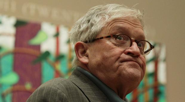 David Hockney says there is a lack of tolerance today