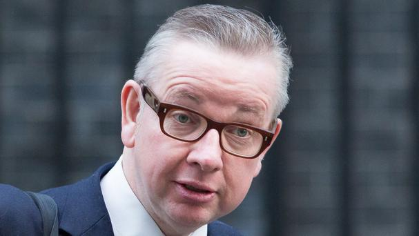 David Cameron has reappointed Michael Gove to the Government as Justice Secretary