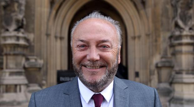 George Galloway has signalled that he is starting a legal challenge against his defeat in the general election