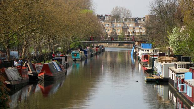 A body has been discovered in a suitcase in the Grand Union Canal