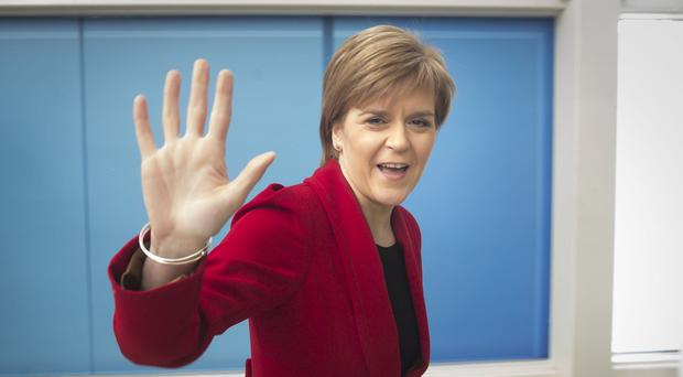 Nicola Sturgeon's SNP secured 56 of the 59 Scottish seats at Westminster in Thursday's General Election