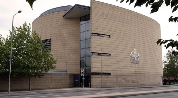 The trial is taking place at Cambridge Crown Court