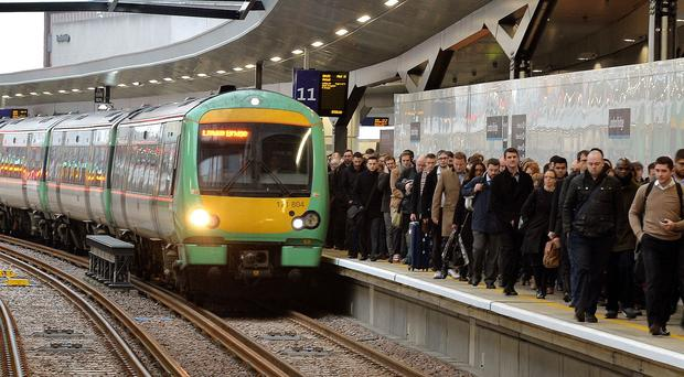 The RMT will announce tomorrow whether its members at Network Rail have backed a campaign of industrial action