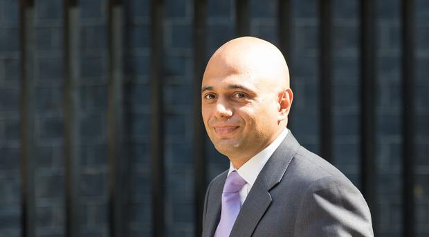New Business Secretary Sajid Javid said the Government will not hide away from the need to update strike laws