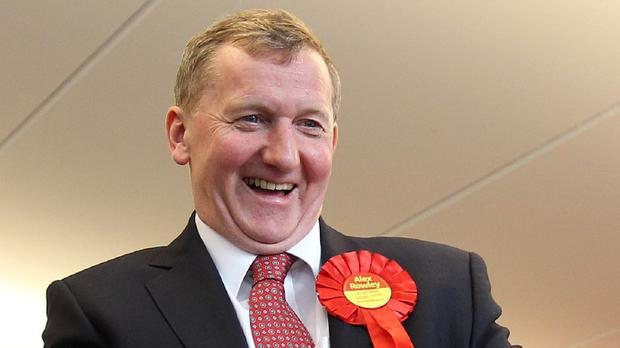 Alex Rowley said Labour needed a 'fundamental change in direction and strategy'
