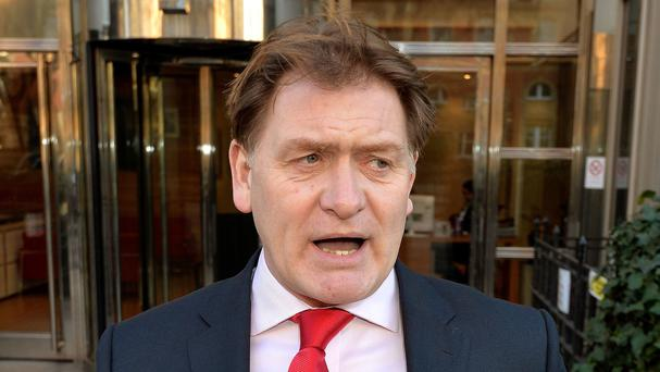 Eric Joyce stepped down at the election after being convicted of headbutting a Tory MP