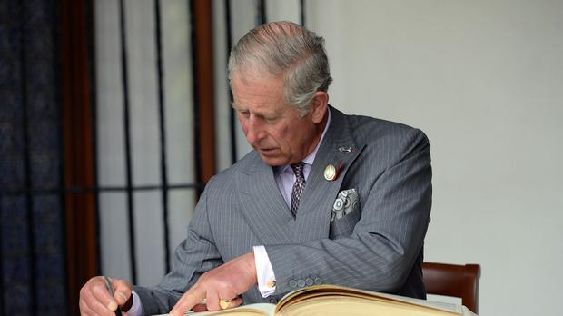 'Black Spider' letters written by the Prince of Wales were released following a Freedom of Information request