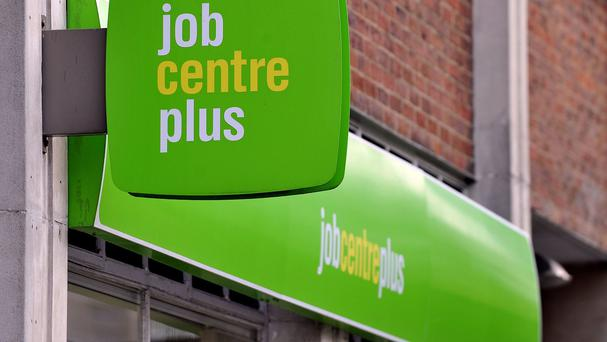 Unemployment has risen by 6,000 in the past three months